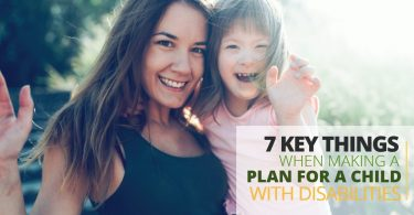 7 Key Things When Making A Plan For A Child With Disabilities-PriceLawFirm